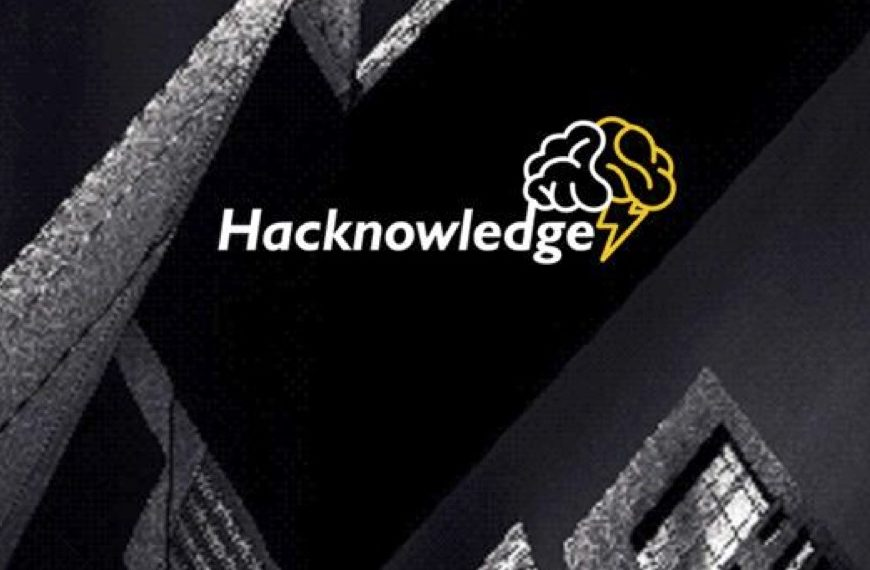 Hacknowledge logo representing cybersecurity threat detection and event monitoring products, services and solutions