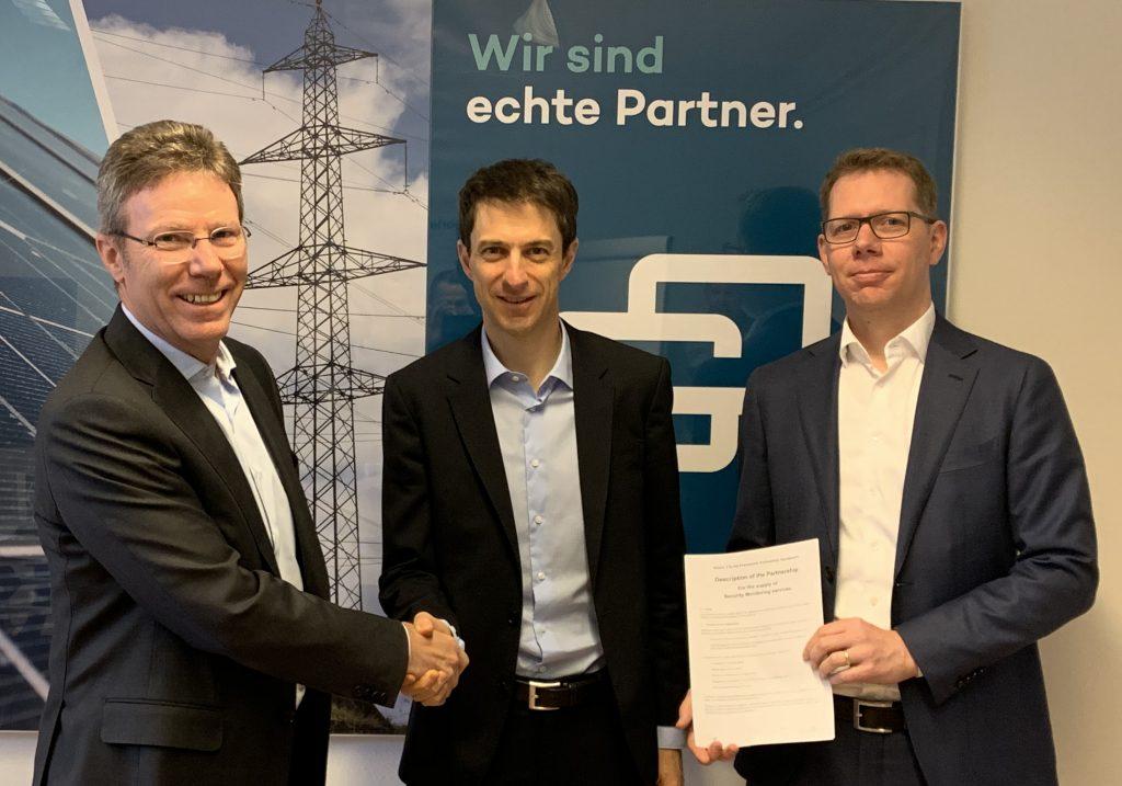 Partnership between Hacknowledge & Abraxas